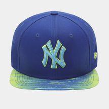 New Era Sneak Vize New York Yankees Cap - Blue, 280592