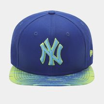 New Era Sneak Vize New York Yankees Cap - Blue, 280595