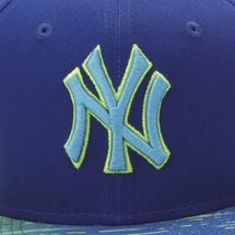 New Era Sneak Vize New York Yankees Cap - Blue, 280598
