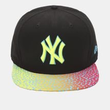 New Era Sneak Vize New York Yankees Cap - Black, 182030