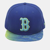New Era Sneak Vize Boston Red Sox Cap - Blue, 182018
