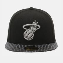 New Era Reflect Dot Miami Heat Cap - Black, 181922
