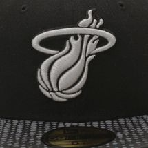 New Era Reflect Dot Miami Heat Cap - Black, 181929