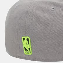 New Era Reflect Dot LA Lakers Cap - Grey, 181900
