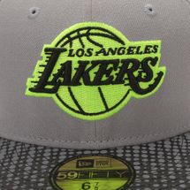 New Era Reflect Dot LA Lakers Cap - Grey, 181901