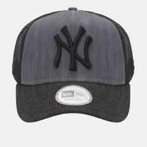 New Era MLB Mixed Team Truck New York Yankees Cap - Black, 181874