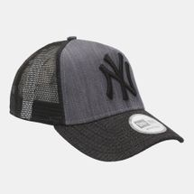 New Era MLB Mixed Team Truck New York Yankees Cap - Black, 181875
