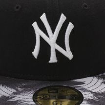 New Era Miami Vibe New York Yankees Cap - Black, 182069