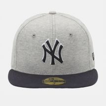 New Era Jersey New York Yankees Cap - Grey, 181882