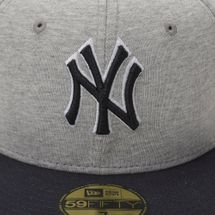 New Era Jersey New York Yankees Cap - Grey, 181885