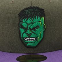 New Era Heather Official Hulk Cap - Green, 181973