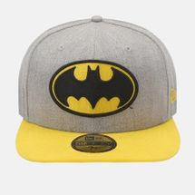 New Era Heather Official Batman Cap - Grey, 181954