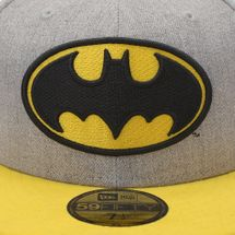New Era Heather Official Batman Cap - Grey, 181957