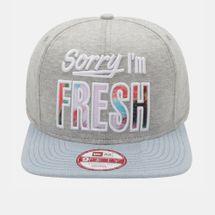 New Era Fresh Infill Cap - Grey, 182110
