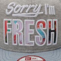 New Era Fresh Infill Cap - Grey, 182113