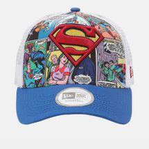 New Era Comic Truck Superman Cap - Blue, 182386