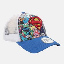 New Era Comic Truck Superman Cap - Blue, 182387