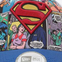 New Era Comic Truck Superman Cap - Blue, 182389
