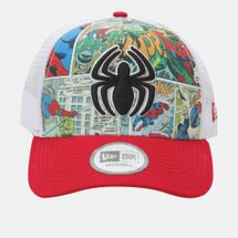 New Era Comic Truck Spiderman Cap - Red, 182378