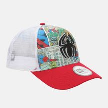 New Era Comic Truck Spiderman Cap - Red, 182379