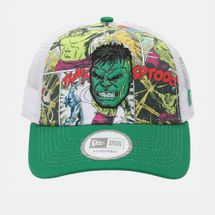 New Era Comic Truck Incredible Hulk Cap - Green, 182370