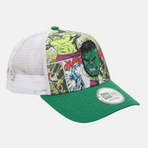 New Era Comic Truck Incredible Hulk Cap - Green, 182371