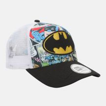New Era Comic Truck Batman Cap - Black, 182363