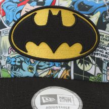 New Era Comic Truck Batman Cap - Black, 182365