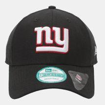 New Era Black Base NFL New York Giants Cap - Black, 182130
