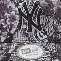 New Era Tiger Trucker NY Yankee Cap - Black, 181821