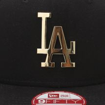 New Era Metal Badge Original LA Dodgers Cap - Black, 181829