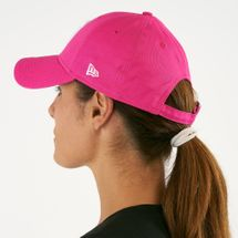 New Era Women's MLB New York Yankees 9FORTY Fashion Essential Cap - Pink, 1595607