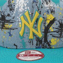 New Era NY Yankees SA Crown Cap - Blue, 182201