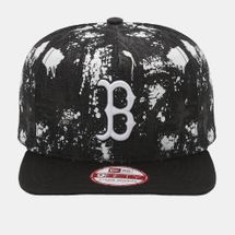 New Era Boston Red Sox SA Crown Cap - Black, 182186