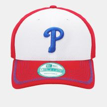 New Era Diamond Stitch Phillies Cap - Red, 182226