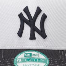 New Era Diamond Stitch NY Yankees Cap - Blue, 182221