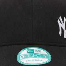 New Era Classic Logo NY Yankees Cap - Black, 182173
