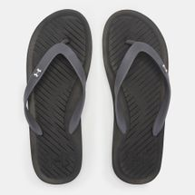 Under Armour Atlantic Dune Slides, 1012940
