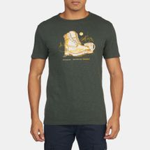 Timberland Kennebec Slub Boot Short Sleeve T-Shirt, 356398