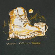 Timberland Kennebec Slub Boot Short Sleeve T-Shirt, 356402