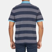 Timberland Millers River Stripe Short Sleeve Polo Shirt, 356064