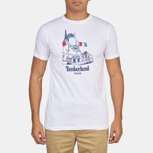 Timberland Kennebec Destination Short Sleeve T-Shirt, 356838