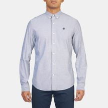 Timberland Slim Rattle River Oxford Long Sleeve Shirt, 354923