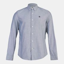 Timberland Slim Rattle River Oxford Long Sleeve Shirt, 354926
