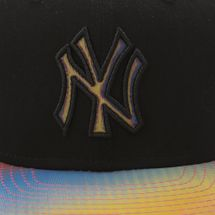 New Era Metallic Time NY Yankees Cap - Black, 182237
