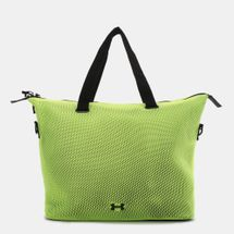 Under Armour On The Run Tote Bag - Green, 334524