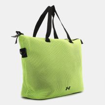 Under Armour On The Run Tote Bag - Green, 334526