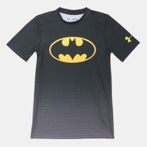 Under Armour Kids' Alter Ego DC Superhero T-Shirt - Batman