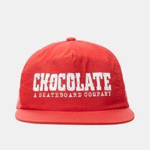 Chocolate Classic Nylon Snapback Cap