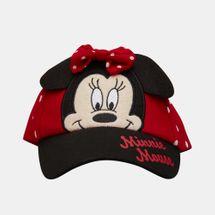 قبعة ديزني ثري-دي ميني ماوس من تروكير للاطفال